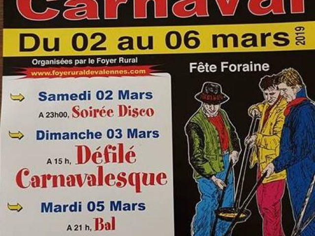 Carnaval de Valennes