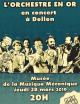 Concert à Dollon