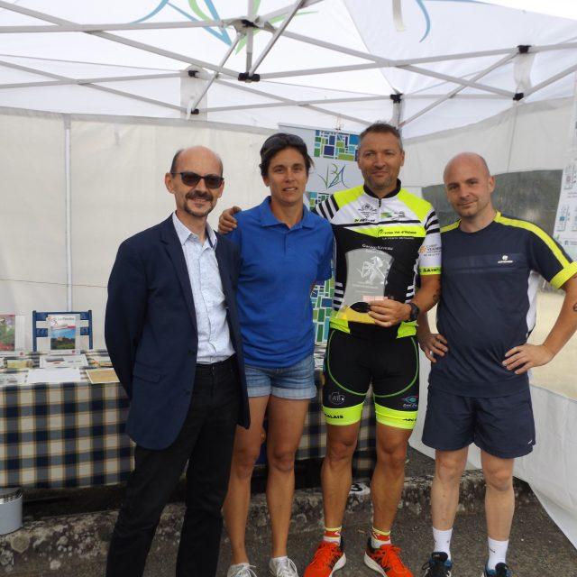 Un challenge inter-entreprises au 30ème triathlon de Saint Calais