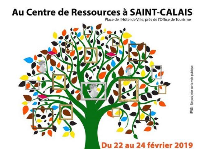 Exposition talents d'art à Saint Calais