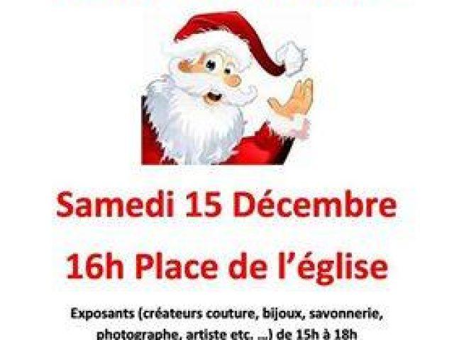Marché de Noël à Conflans sur Anille