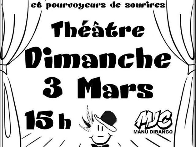 Théâtre au cinéma de Saint Calais