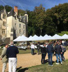 Le Rallye Cœur de France à Courtanvaux
