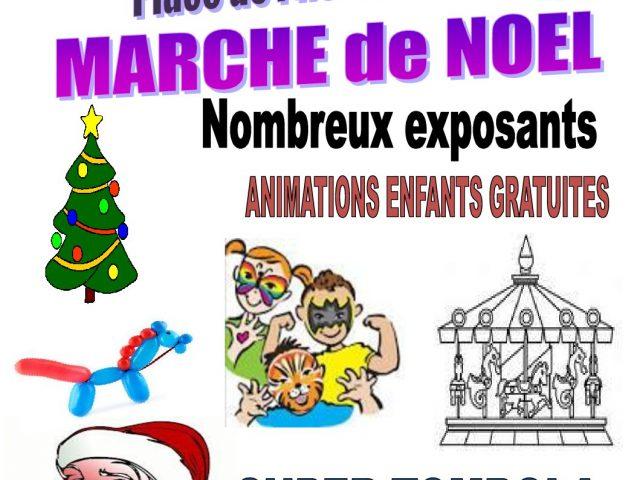 Marché de Noël à Bessé sur Braye