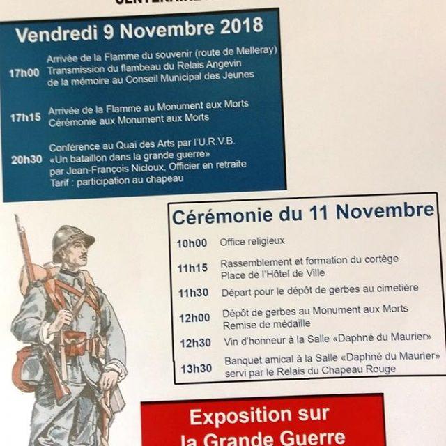 14-18 : Centenaire de l'armistice