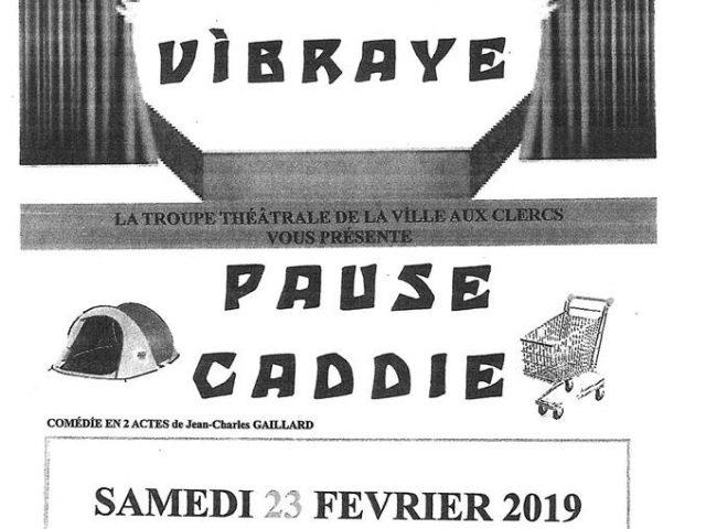 Théâtre à Vibraye