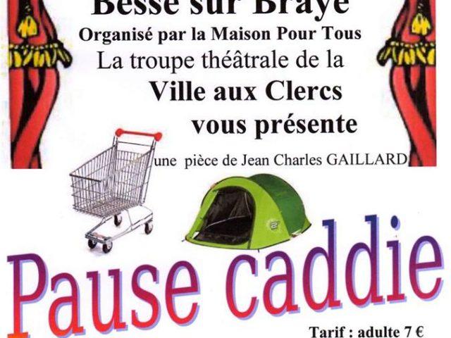 Théâtre à Bessé sur Braye