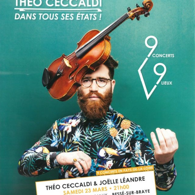 Europa jazz à Courtanvaux