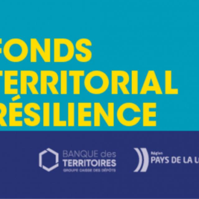 Le Fonds Territorial Résilience évolue pour répondre aux défis de la relance