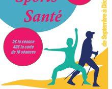 LES ANIM'SPORTS SANTE SONT DE RETOUR !!!