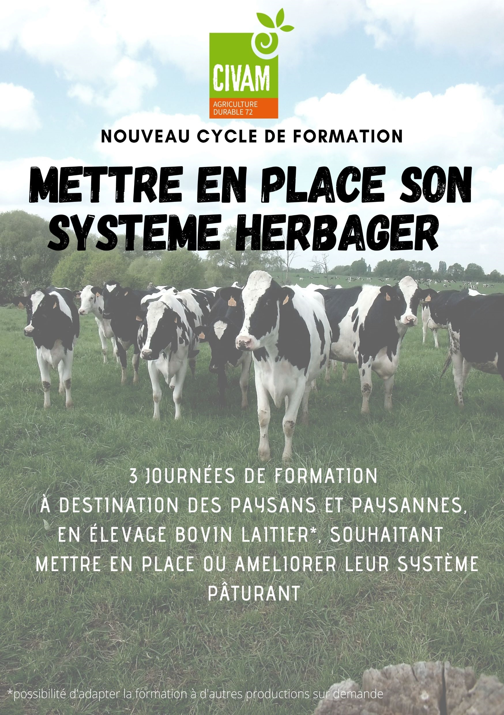 Mettre en place son système herbager