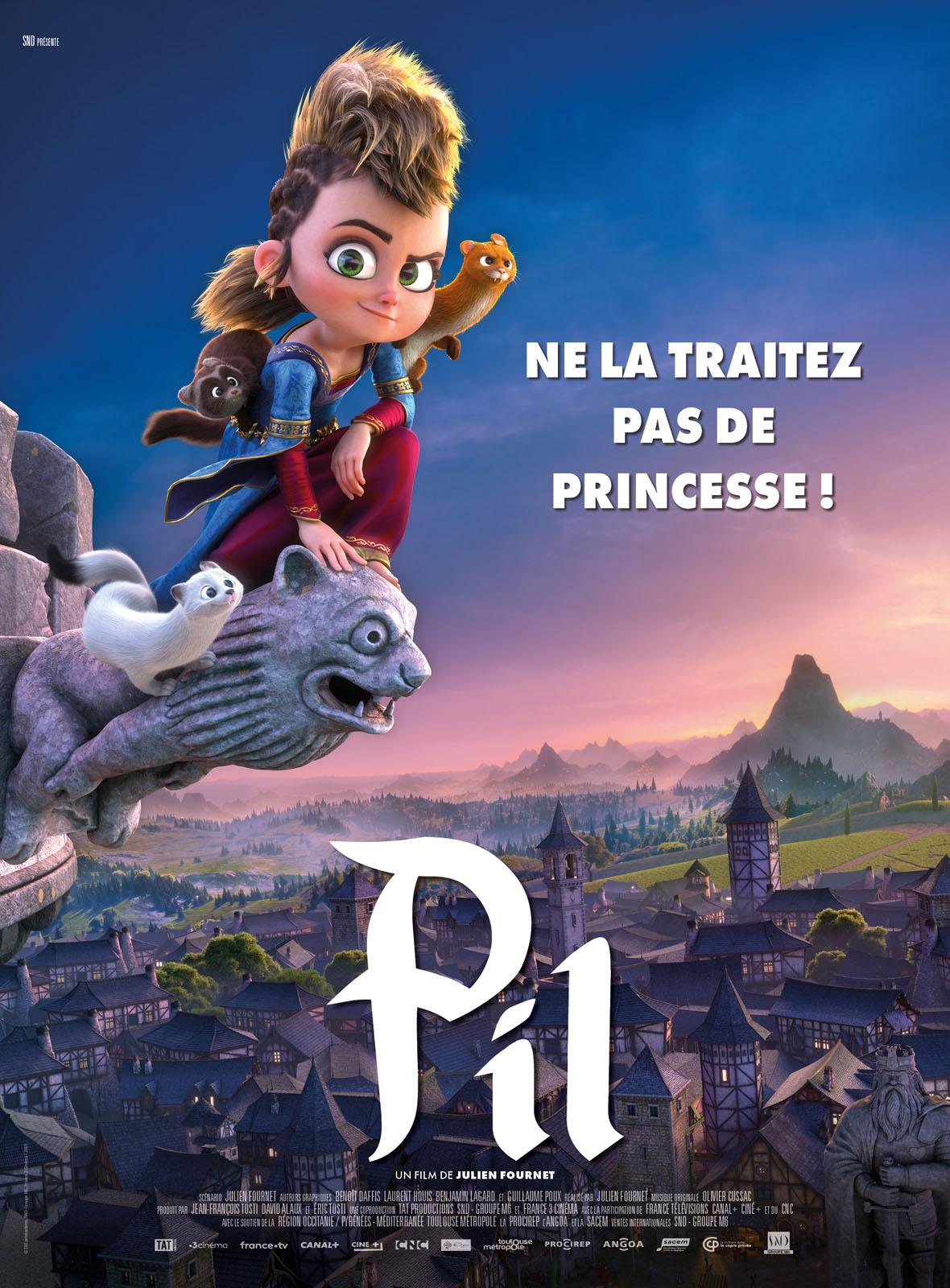 « Pil » de Julien Fournet avec Kaycie Chase, Paul Borne, Julien Crampon...