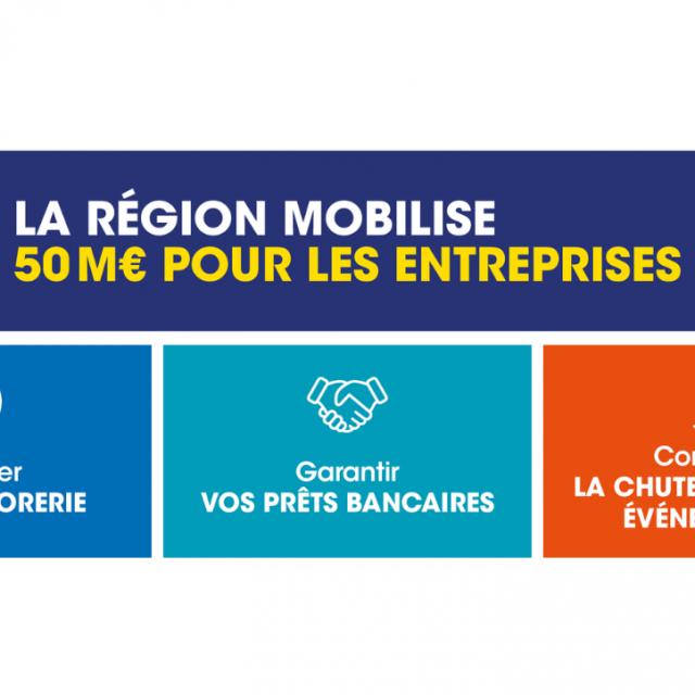L'Etat et la Région se mobilisent pour sauver les entreprises