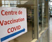 Le centre de vaccination déménage et change de numéro de téléphone