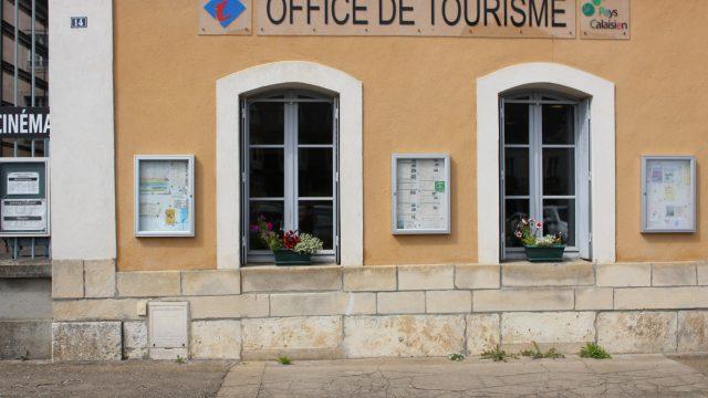 Secrétaire comptable à l'office de tourisme de Saint Calais