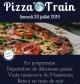 Soirée pizza au muséotrain