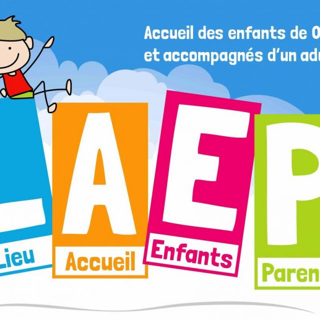 Poursuite des Ateliers Parent-Enfant (LAEP) à la rentrée !