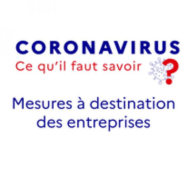 Confinement 2 : Mesures à destination des entreprises